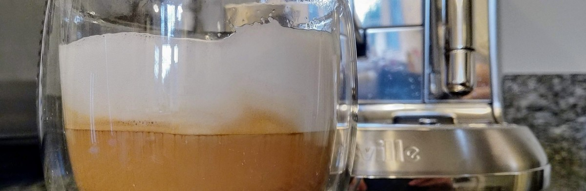 Frothing/Foaming Almond Milk (Cappuccino) » Articles » Frog